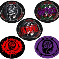 38mm Button Badges (5 Pack) #1